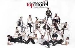 Vietnam's Next Top Model 2014: Lộ diện top 16 vào nhà chung
