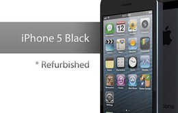 """iPhone 5 hàng """"tân trang"""" với giá chỉ5 triệu đồng"""