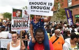 Mỹ: Các cuộc biểu tình vẫn tiếp tục bùng phát