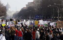 Mỹ: Biểu tình phản đối các vụ bạo lực của cảnh sát