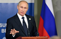 Nga bác bỏ khả năng bị cô lập trên trường quốc tế