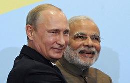 Tổng thống Putin thăm chính thức Ấn Độ