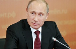 Tổng thống Putin: Niềm tin của người dân Nga