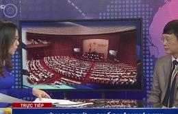 QH thông qua Nghị quyết sửa đổi, bổ sung về việc lấy phiếu tín nhiệm, bỏ phiếu tín nhiệm