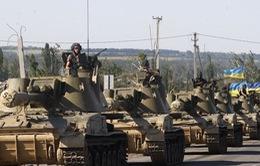 Quân đội Ukraine sẵn sàng rút khí tài khỏi vùng chiến sự