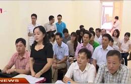 Dừng phiên tòa xét xử vụ kiện Chi cục QLTT Hà Nội