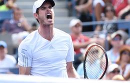 """Murray """"hò hẹn"""" Djokovic ở tứ kết ở US Open 2014"""