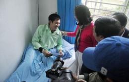 Lãnh đạo Trung ương và địa phương tặng quà nạn nhân vụ sập hầm