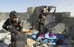 Iraq giành lại những khu vực quan trọng từ IS