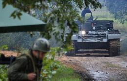Nga tăng cường hiện diện không quân ở Crimea