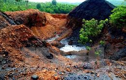 Quảng Nam: Khai thác quặng tàn phá môi trường