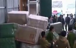 Quảng Ninh: Đình chỉ 7 cán bộ biên phòng để xảy ra buôn lậu