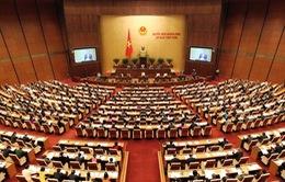 Quốc hội thông qua Luật Đầu tư (sửa đổi) và Luật Doanh nghiệp (sửa đổi)