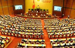 Quốc hội thảo luận về dự án Luật Ban hành văn bản quy phạm pháp luật