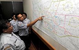 Phát hiện vết dầu loang ở khu vực tìm kiếm máy bay AirAsia mất tích
