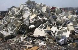 Rác thải điện tử: Quả bom hẹn giờ toàn cầu