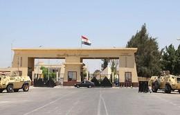 Ai Cập mở lại cửa khẩu với Gaza