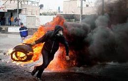 Quan hệ Israel – Palestine tiếp tục leo thang căng thẳng
