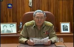 Cuba không từ bỏ nguyên tắc xã hội chủ nghĩa