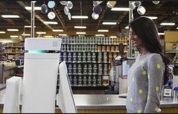 Robot có thể thay thế nhân viên bán hàng?