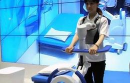 Robot hỗ trợ người già