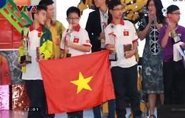 Việt Nam giành giải cao tại cuộc thi Robotics quốc tế