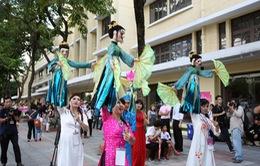 Việt Nam đoạt giải cao nhất tại lễ hội Múa rối quốc tế 2014