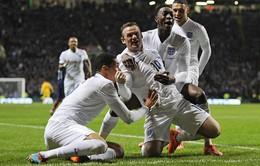 Bồ Đào Nha vàĐức thắng sát nút, Rooney cùng ĐT Anh thăng hoa