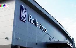 Rolls Royce công bố cắt giảm 2.600 nhân viên