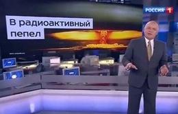Nga và phương Tây trong cuộc chiến truyền thông mới