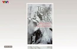 Ra mắt ba tập truyện ngắn của nhà văn Trang Thế Hy
