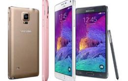 Galaxy Note 4 – Smartphone tốt nhất tại IFA 2014