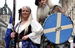 Cử tri Scotland quyết định ở lại Liên hiệp Vương quốc Anh