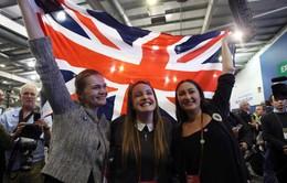 """Châu Âu lo sợ """"hiệu ứng domino"""" từ cuộc trưng cầu ý dân tại Scotland"""
