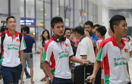 U19 Đông Nam Á 2014: Chủ nhà Việt Nam phấn khích trước trận đánh lớn