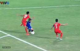 """""""Rửa hận"""" thành công, U19 Thái Lan giành ngôi vị thứ ba tại giải U19 Đông Nam Á"""