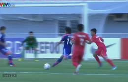 U19 Việt Nam 1-3 U19 Nhật Bản: Kết cục buồn