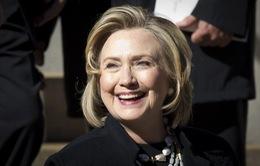 Cựu Ngoại trưởng Mỹ Hillary Clinton - Chính trị gia nổi tiếng nhất trên Facebook