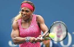 """Serena """"bật bãi"""" US Open 2014 vì chấn thương"""