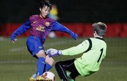 """""""Messi Hàn Quốc"""" Paik Seung Ho: Hiểm họa với hàng thủ U19 Việt Nam"""