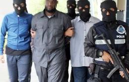 Malaysia bắt giữ thêm 3 phần tử liên quan đến IS