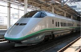 Tàu siêu tốc hình viên đạn Shinkansen tròn 50 tuổi