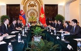 Việt Nam - Slovakia thúc đẩy quan hệ hợp tác song phương