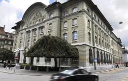 Thụy Sĩ áp dụng biện pháp ổn định đồng Franc