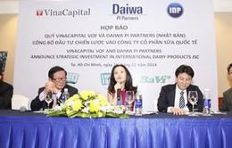 Quỹ đầu tư Nhật Bản mua cổ phần DN sữa Việt Nam