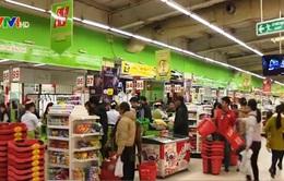 Giá thực phẩm giảm giá nhẹ dịp Tết Dương lịch