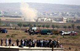 Syria: IS đã tiến vào thị trấn chiến lược Kobani