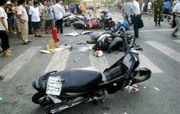 """Phát sinh nhiều """"điểm đen"""" tai nạn giao thông tại TP.HCM"""