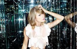 Taylor Swift long lanh trên tạp chí ASOS