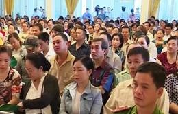 Tiểu thương phản đối xây dựng Trung tâm thương mại Tân Bình